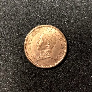 alf XII 2 cent